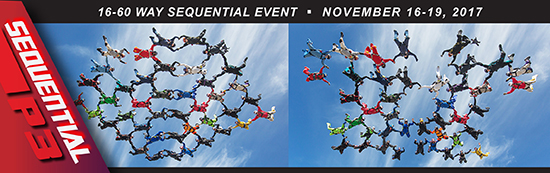 16-60 Way Sequential Event (November 2017)